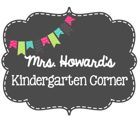 Mrs. Howard's Kindergarten Corner