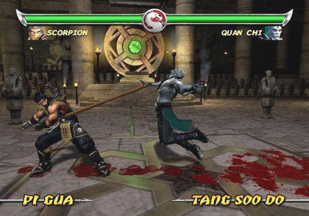 Mortal kombat 5 sub zero, смертельная битва 5 суб зеро | скачать.