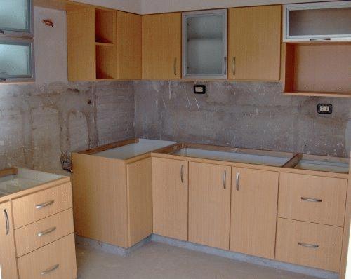 Amoblamientos para cocina amoblamientos stilling for Planos de amoblamientos de cocina