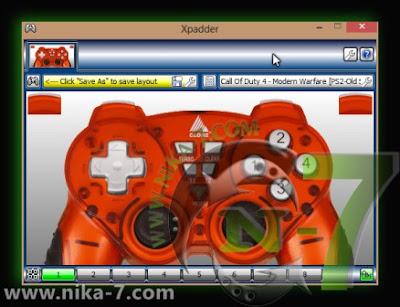 Xpadder v2012.12.31 Full Version