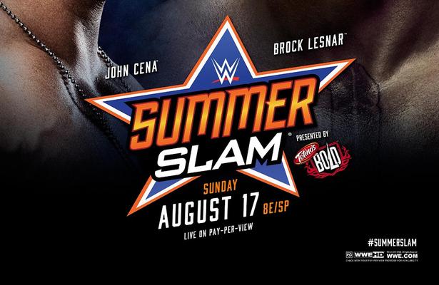 John Cena vs Brock Lesnar SummerSlam 2014