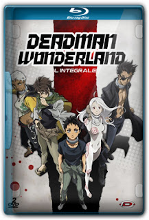 Torrent - Deadman Wonderland Blu-ray rip