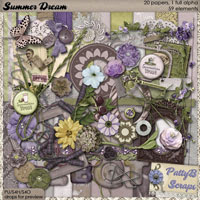 Summer Dreams CT Freebie