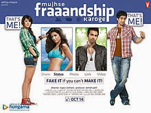 Mujhse Fraaandship Karoge full Movie