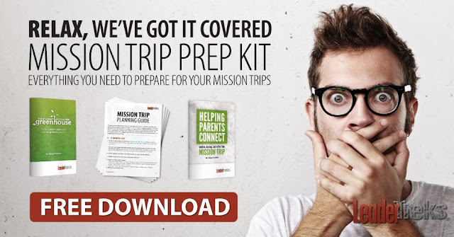 https://www.leadertreks.org/mission-trip-prep-kit/