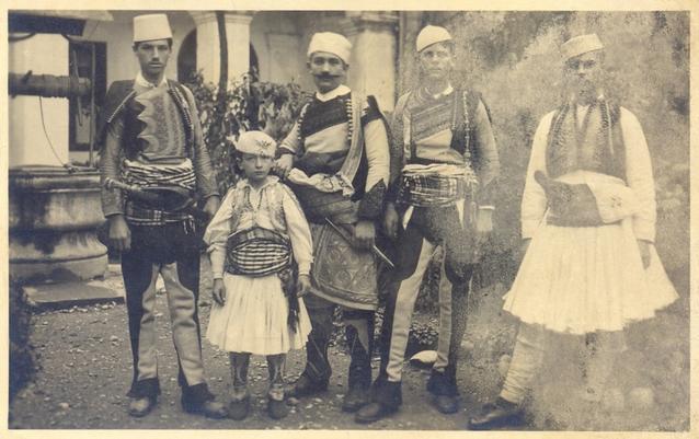 Mirdita-Γκεκαριά