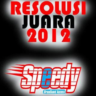 Resolusi Juara 2012