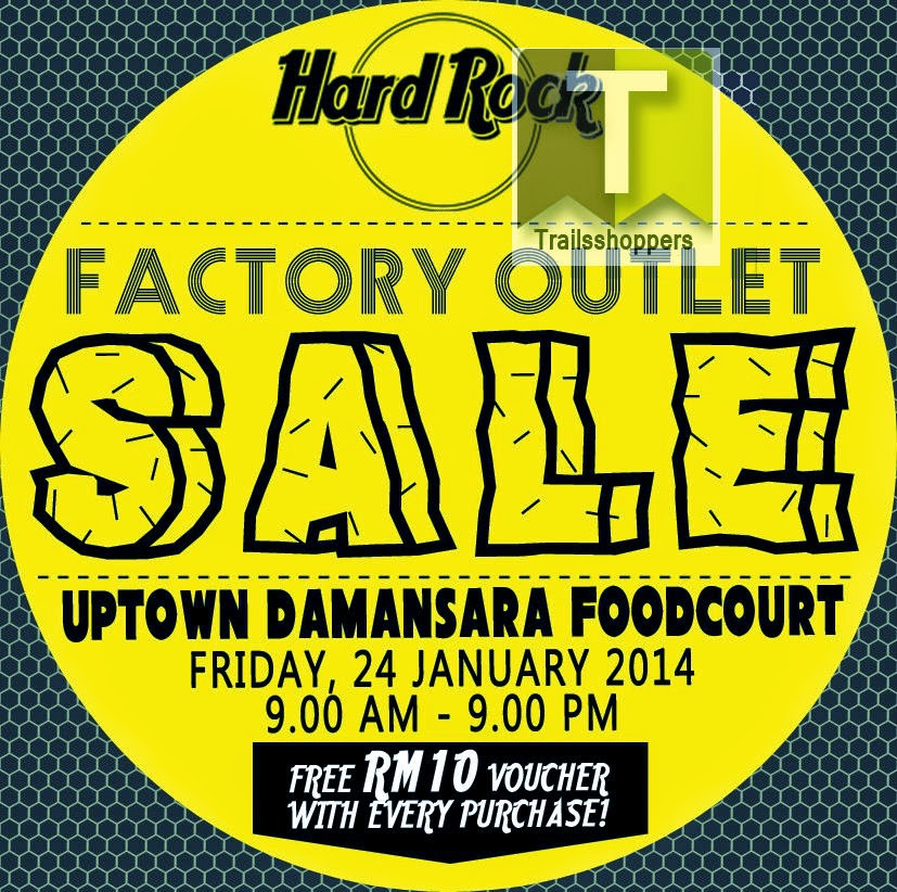 Hard Rock Factory Outlet Sale is on with offers on tshirts