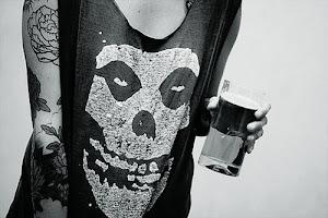 Si la vida fuera vodka; me la tomaría en serio.
