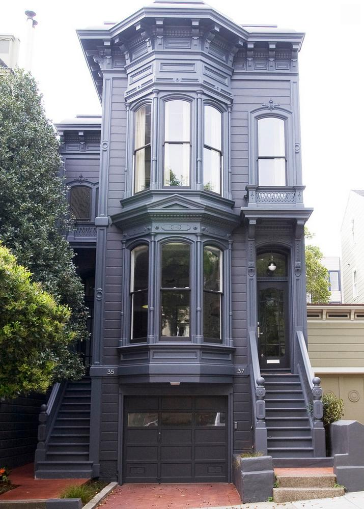 Image gallery victorian duplex for San francisco open houses for sale