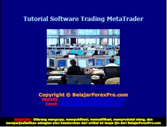 Cara menggunakan robot trading forex