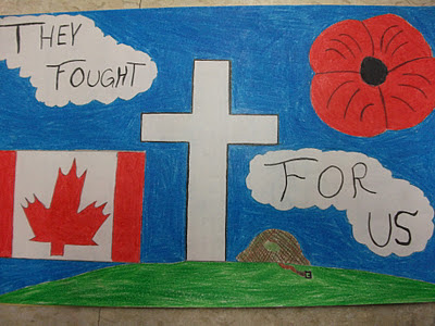 remembrance day essays