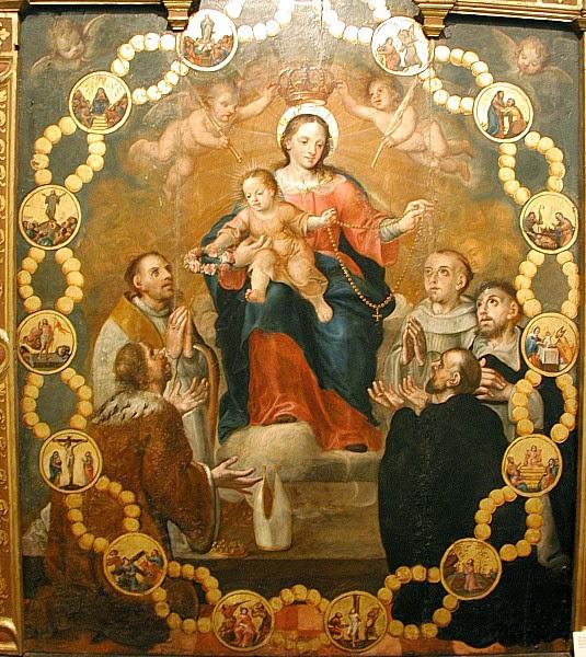 17/Annoncer le Christ avec Marie Notre+dame+du+rosaire