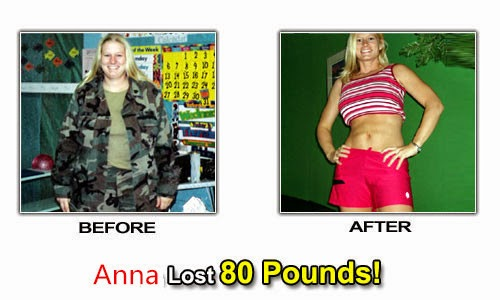 Anna use Fruta Planta lose weight succeed