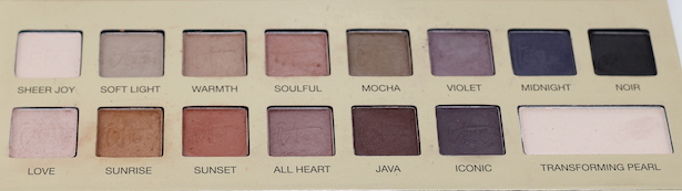 IT Cosmetics Naturally Pretty Matte Transforming Eyeshadow Palette review, swatches