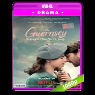 La sociedad literaria y del pastel de cáscara de papa de Guernsey (2018) WEB-DL 1080p Audio Dual Latino-Ingles