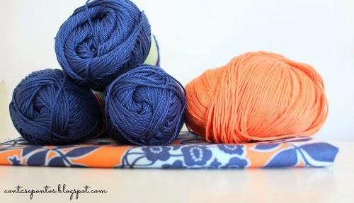crochetando e tricotando - contas e pontos