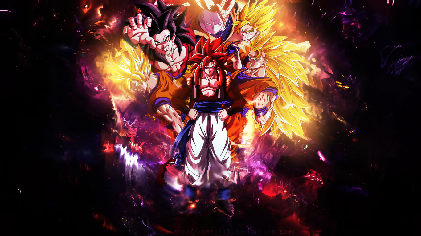 wallpaper dragon ball Z