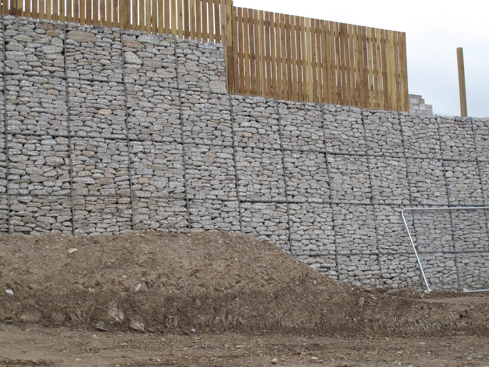 Gabion Retaining Wall