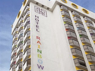 Hotel Rainbow Hongkong, Dekat Dengan Stasiun MTR