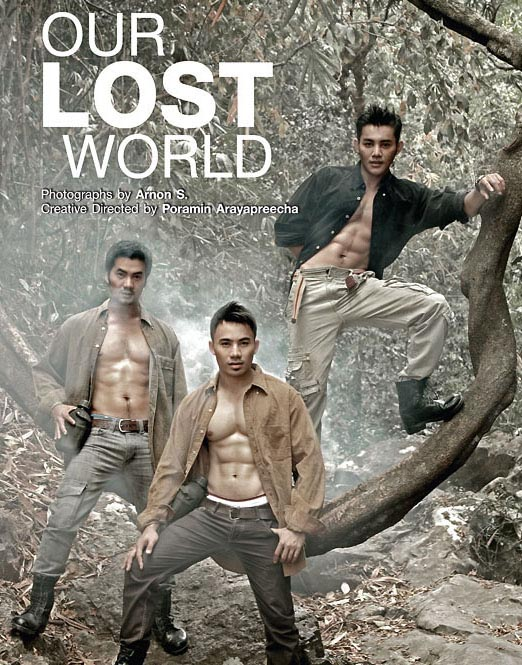 Hot Men From Thailand
