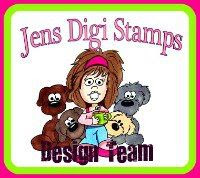 Jen&#39;s Digi Stamps