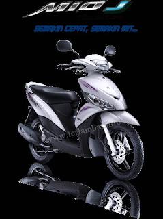 Yamaha Mio J Putih