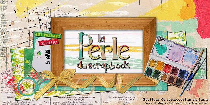 La Perle du Scrapbook