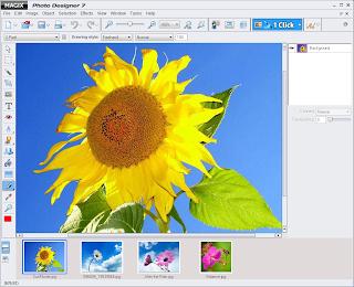 تحميل برنامج معالجة الصور download magix photo designer