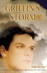 Griffin's Storm (Book Three-Water)