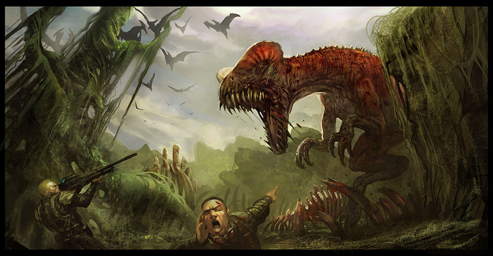 Velociraptor Quick Facts Love in the Time of Ch...