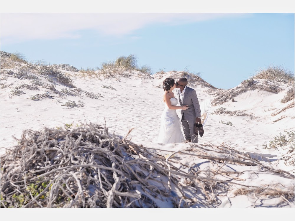 DK Photography LASTBLOG-080 Stefanie & Kut's Wedding on Dolphin Beach, Blouberg  Cape Town Wedding photographer