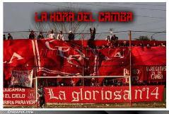 LA HORA DEL CAMBA!!