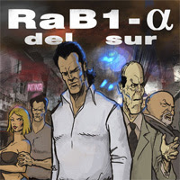 Rabia del Sur: Webcomic on-line