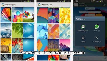 Descarga Wallpapers for WhatsApp en tu telefono con Android
