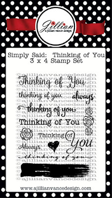 Simply Said: Thinking Of You