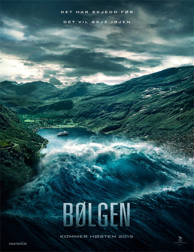 Ver The Wave (Bølgen) (2015) Online