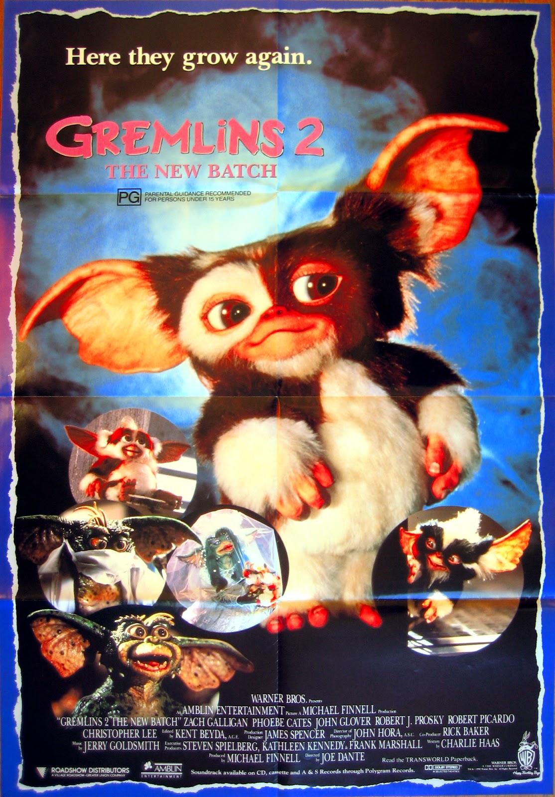 gremlins 2 movie free streaming