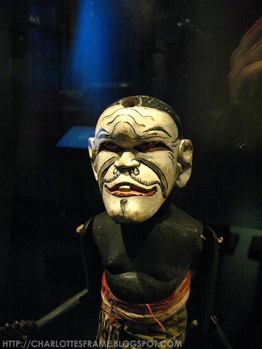 wayang puppet, Wayang Golek, Semar