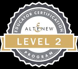 Altenew Academy Badge