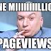 Pageview Hampir Mencecah 1,000,000