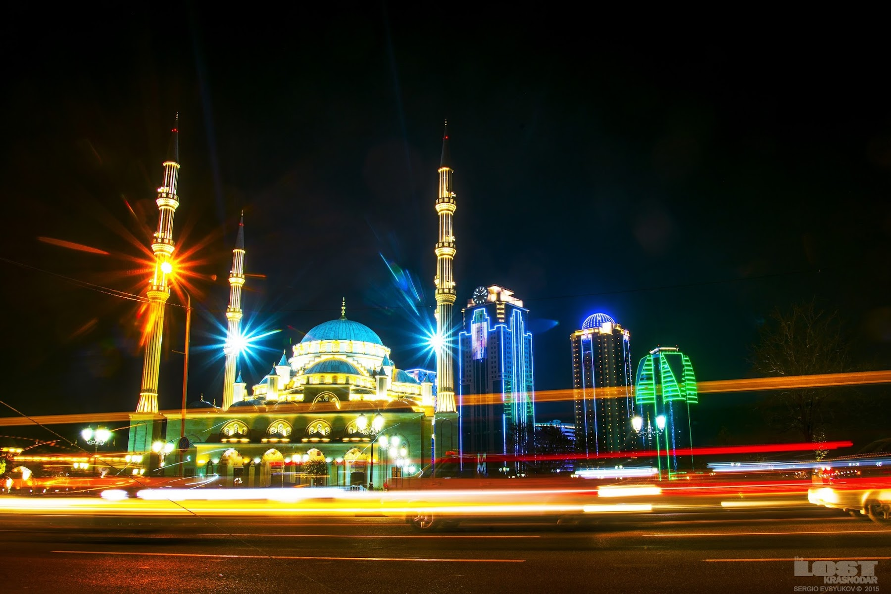 Night Chechnya