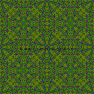 fabric pattern and vector