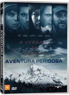 Filme Poster Aventura Perigosa