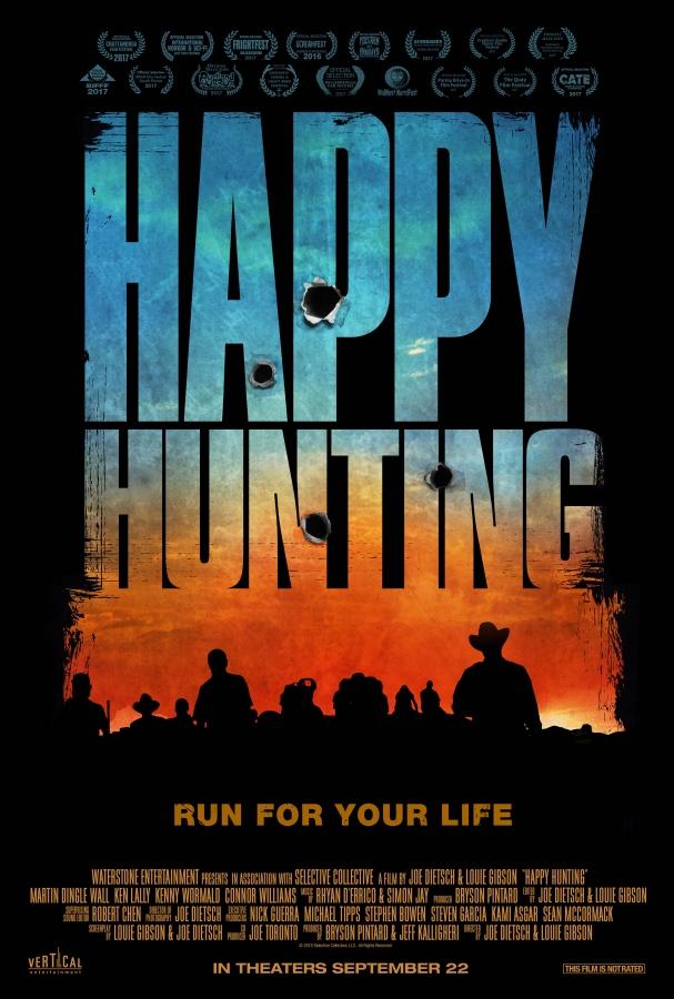 Happy Hunting 2017 Legendado