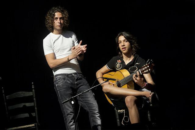 Kiki Morente - Suma Flamenca - Teatro de la Abadía (Madrid) - 23/6/2012