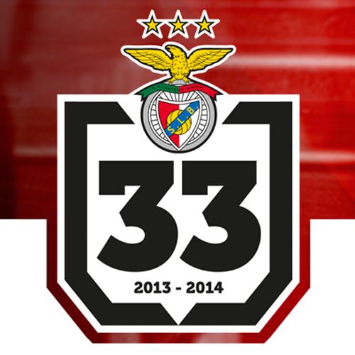 #Campeões33