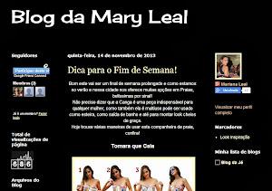Blog da Mariana Leal