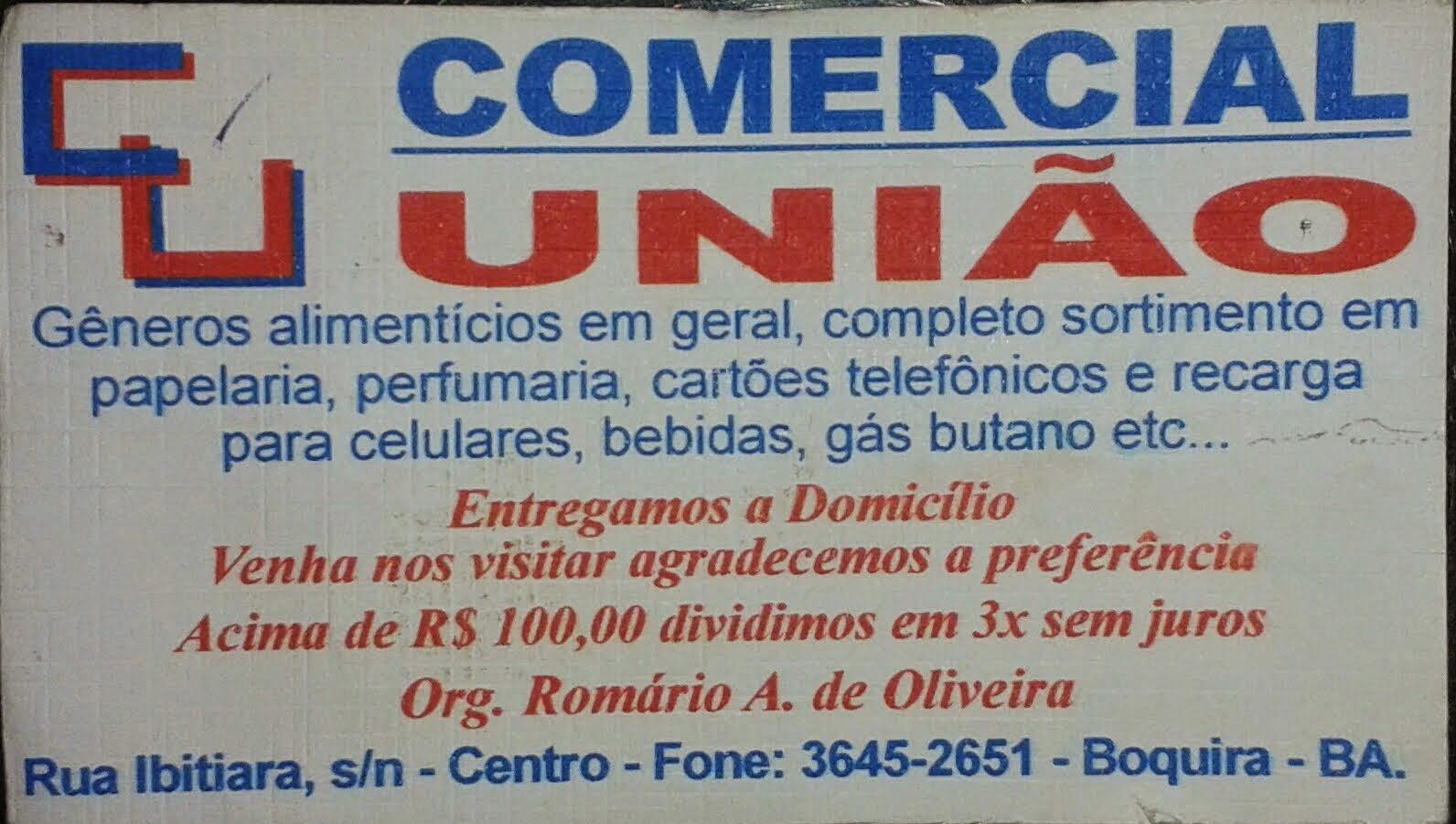 Comercial União