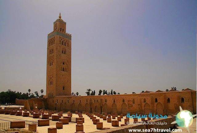 أجمل الاماكن السياحية في مراكش